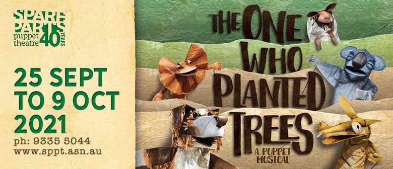 The One Who Planted Trees