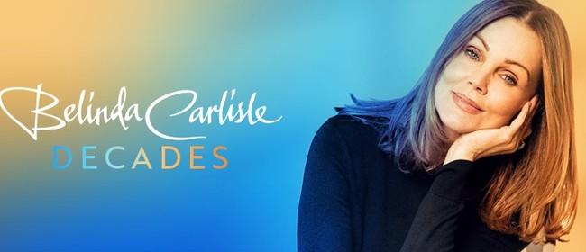 Image for Belinda Carlisle - DECADES Tour