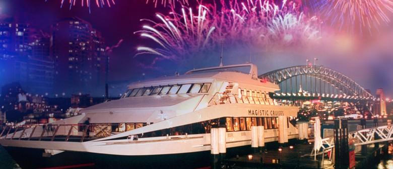 Spectacular New Year's Eve Cruise Around Sydney Harbour