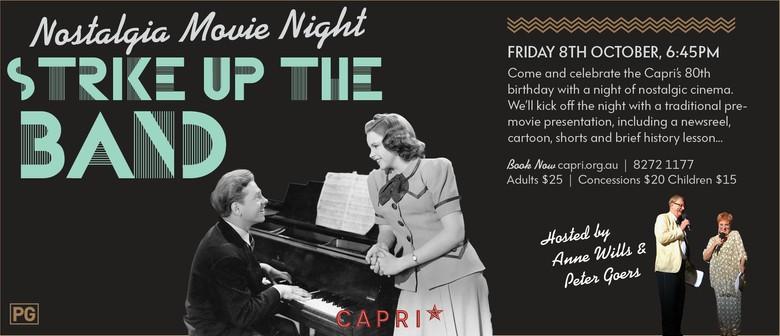 Capri's 80th Birthday - Strike Up The Band