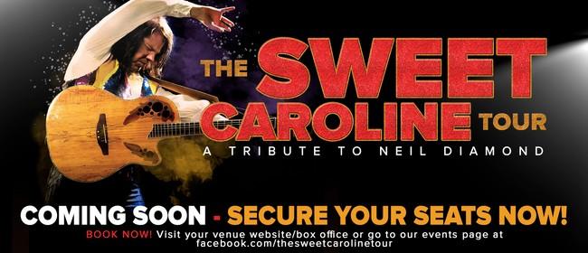 Image for The Sweet Caroline Tour: A Tribute to Neil Diamond