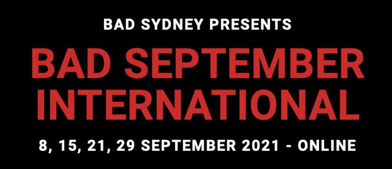 BAD September International