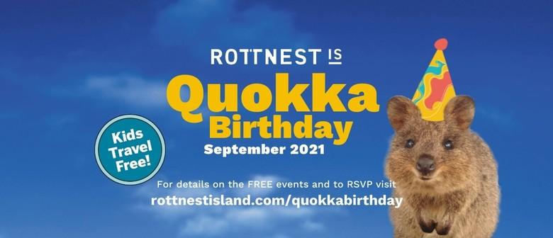 Quokka Birthday