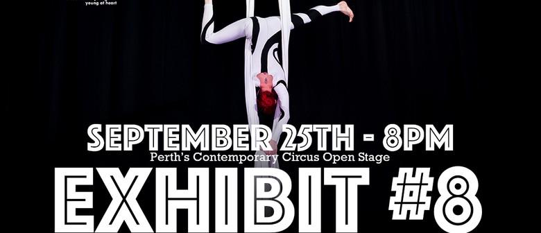 Exhibit #8 - Contemporary Circus Open Stage