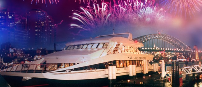Image for Celebrate New Year's Eve - Fireworks Cruise in Sydney