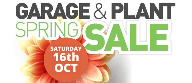 Image for Spring Garage and Plant Sale