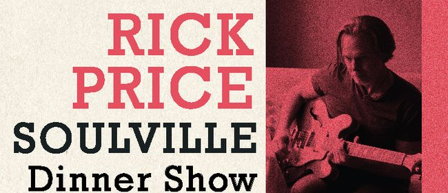 Image for Rick Price - Soulville Tour