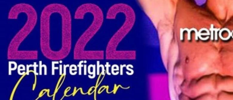 2022 Perth Firefighters Calendar Launch