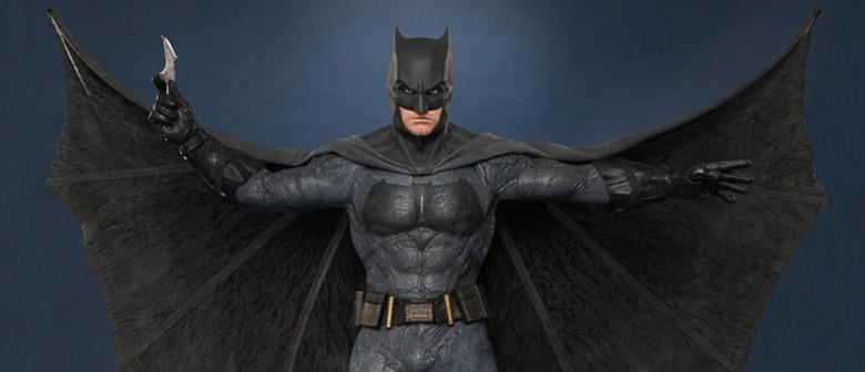Warner Bros. and Madame Tussauds present Batman Trivia