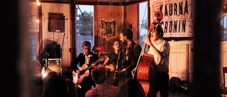 Hills Folk Music present: Kaurna Cronin + Lucinda Grace
