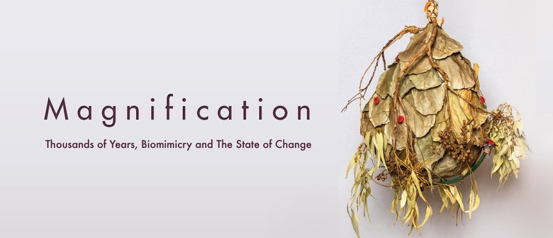 MAGNIFICATION Art Exhibition