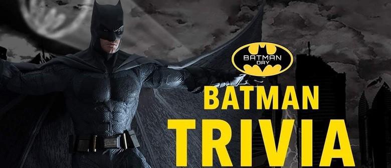 Batman Day Trivia
