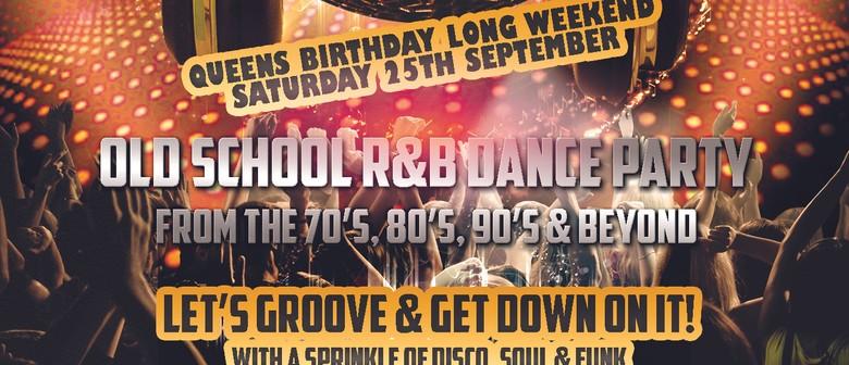 Bump n Grind - Old School R&B Dance Party (Long Weekend)
