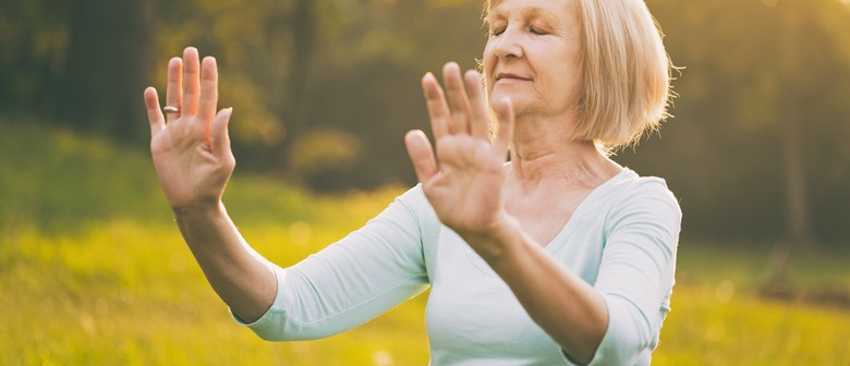 Tai Chi with Dean - Active Ageing Week