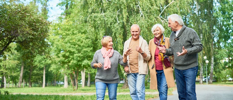 Walking Group Burnside - Active Ageing Week