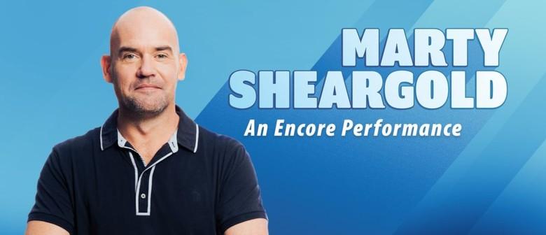 Marty Sheargold