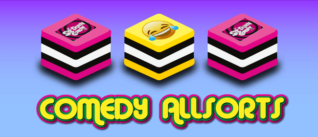 Image for Comedy Allsorts