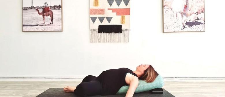 Restorative 2 Hour Yoga Class