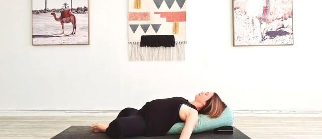Image for Restorative 2 Hour Yoga Class