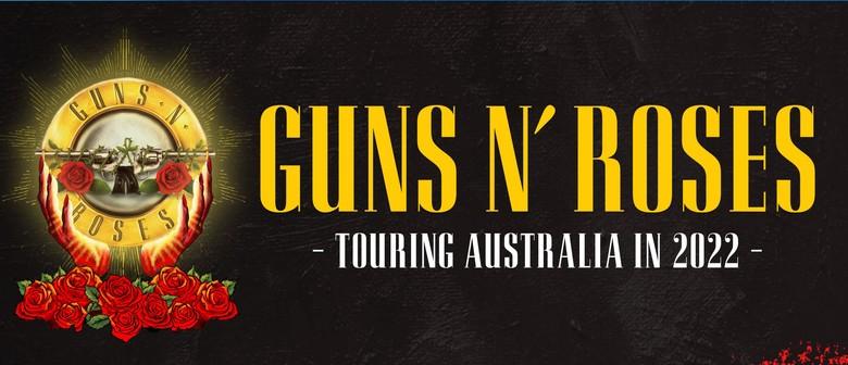 Guns N' Roses Australian Tour 2022