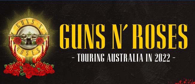 Image for Guns N' Roses Australian Tour 2022