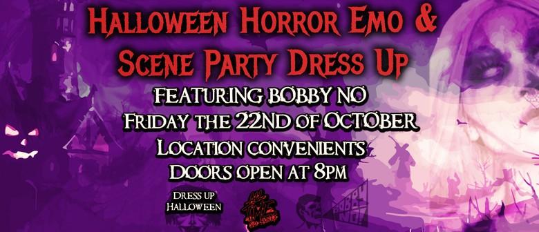 ATNM Halloween Horror Emo & Scene Party