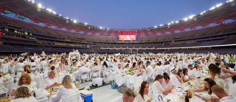Diner En Blanc Perth 2021