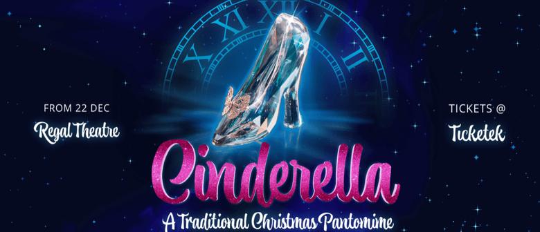 Cinderella: The Family Pantomime Where Dreams Come True