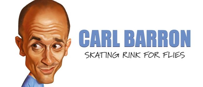 Image for Carl Barron - Skating Rink for Flies