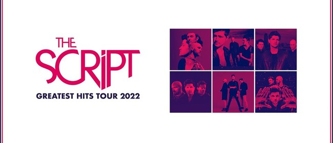 Image for The Script - Greatest Hits Tour 2022