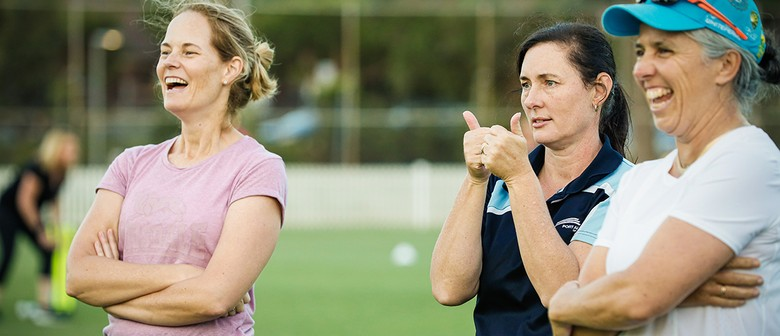 SACA Women's Confidence in Cricket Sessions