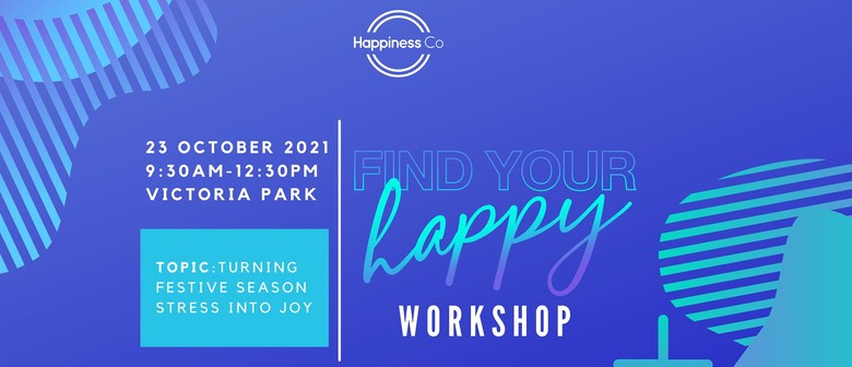 Find Your Happy Workshop