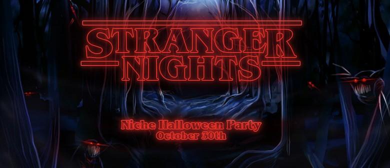 Stranger Nights Halloween Party