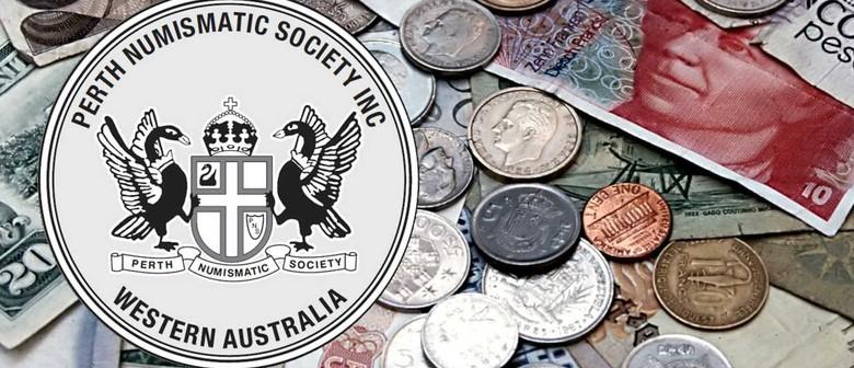 Perth Numismatic Society Coin & Banknote Fair