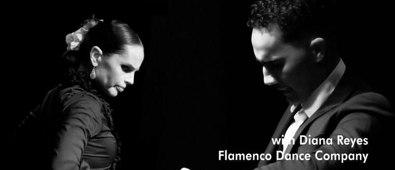 Teatro Flamenco with Diana Reyes Flamenco Dance Co
