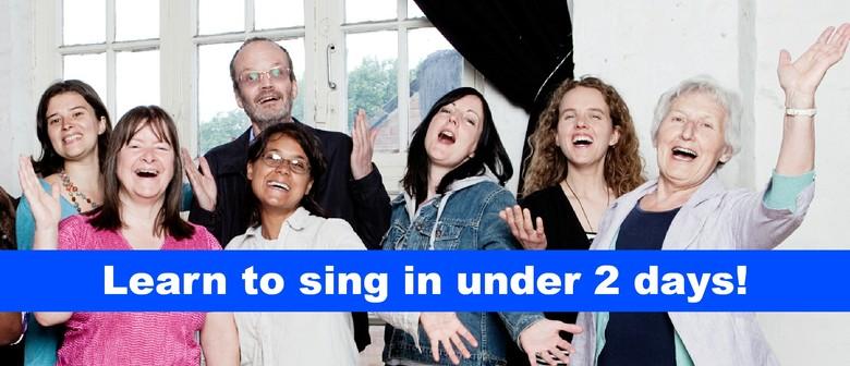 Understanding Singing Seminar - Melbourne March 2022