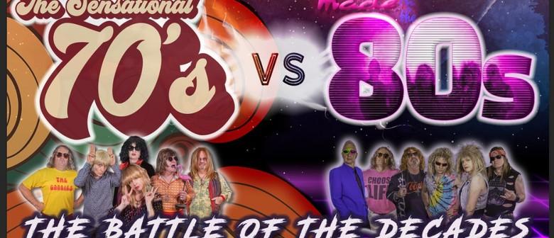 Battle Of The Decades 70s VS 80s