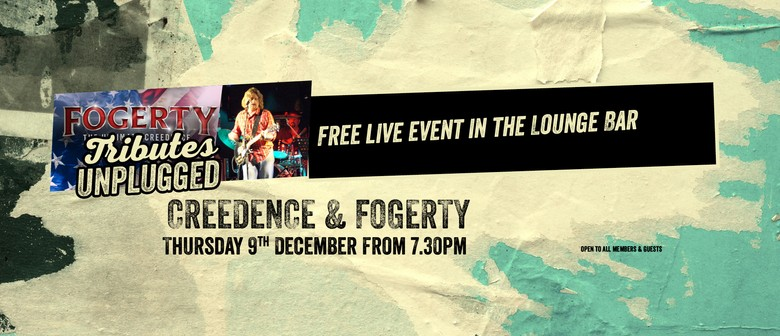 Creedence & Fogerty - Tributes Unplugged