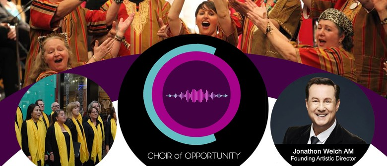 Choir of Opportunity - Come Sing With Us
