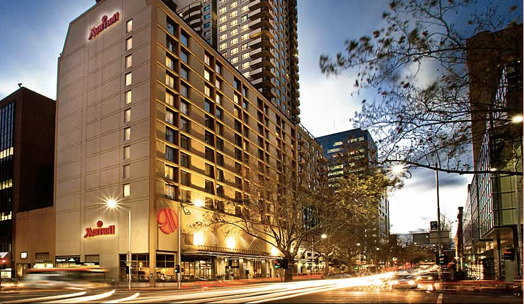 Marriott Hotel Melbourne Eventfinda