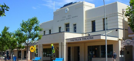 Civic Hall and Nautilus Theatre