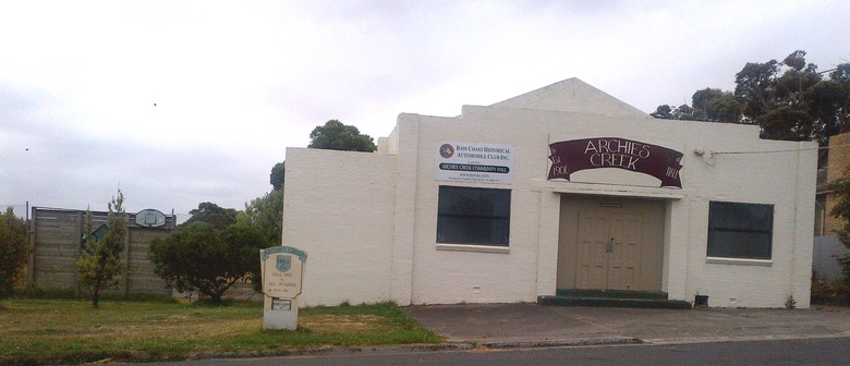 Archies Creek Hall