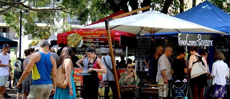 Kings Cross Organic Food and Farmers Markets