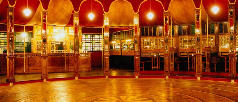 The Melba Spiegeltent