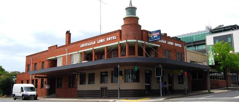 The Australian Arms Hotel