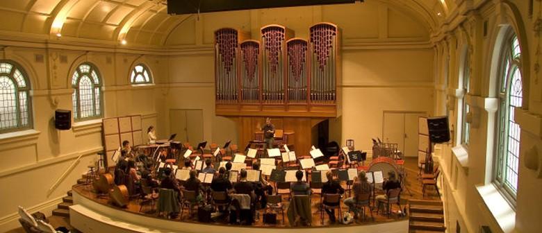 Melbourne Conservatorium of Music- Melba Hall