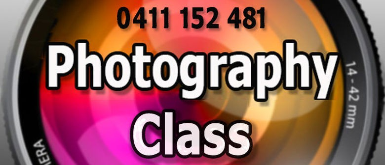 Photography Class Melbourne