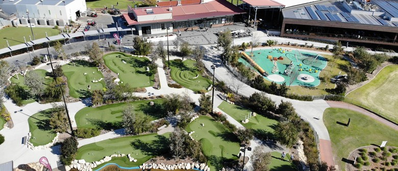 Wembley Golf Course - Golf Course Perth   Min